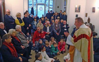 O slovenski skupnosti v Bruslju in Beneluksu